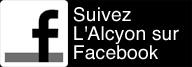Suivez L'Alcyon sur Facebook
